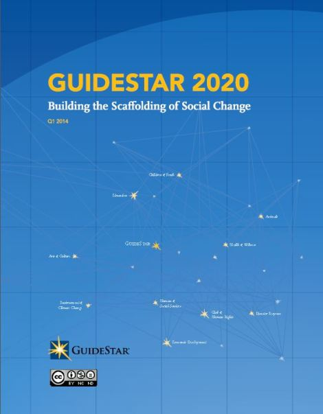 GuideStar's new strategic plan