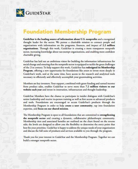 FDN Membership