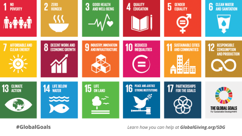 GlobalGiving Powers Philanthropy Behind Sustainable Development Goals 1
