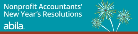 Nonprofit Finance and Accounting Resolutions for the New Year